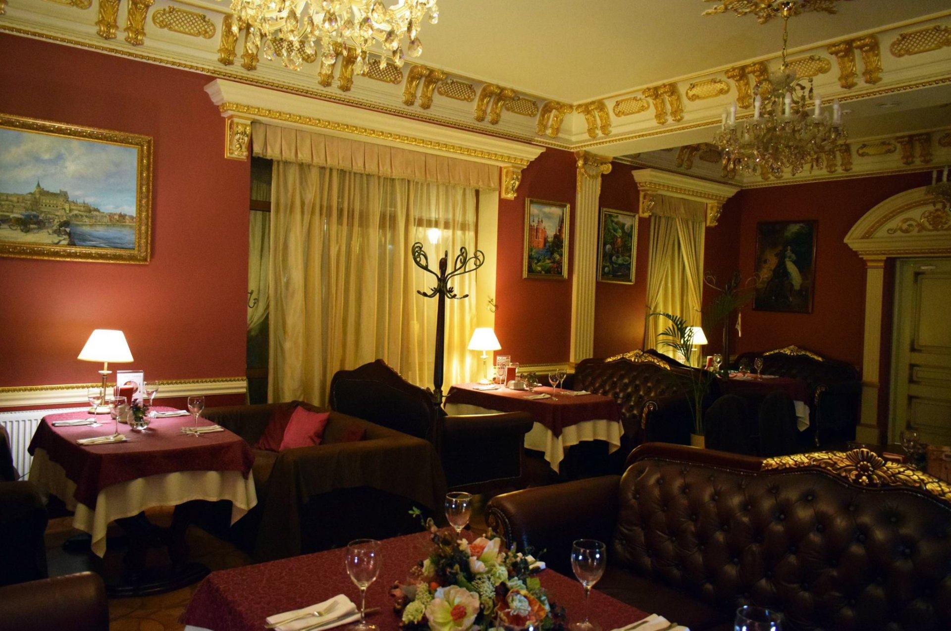 Ресторанна зала (25 персон)