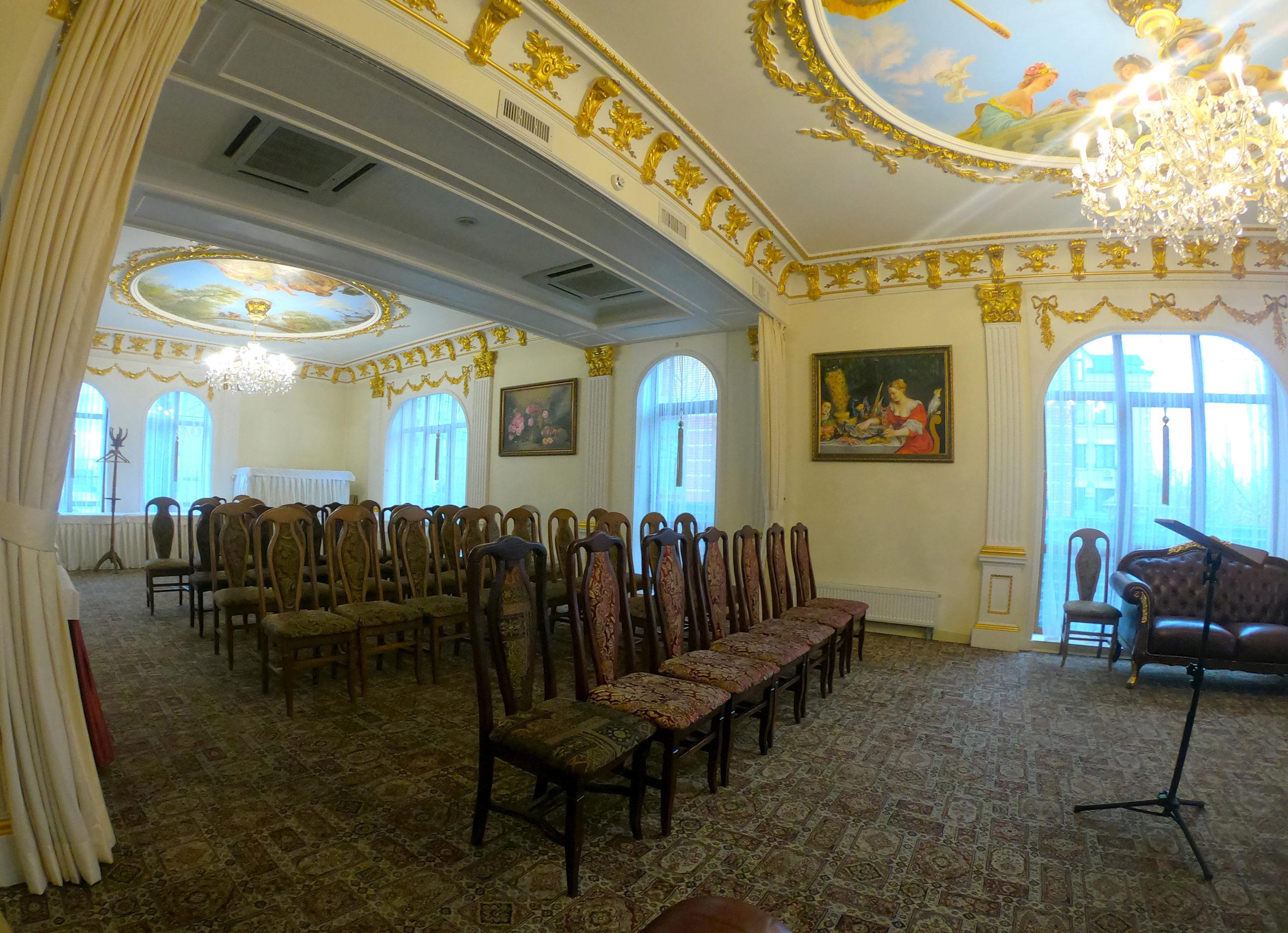 Бальна зала (на 80 осіб)