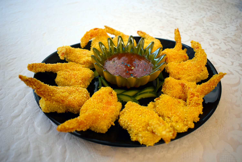 Меню китайской кухни от Сюй Минмина